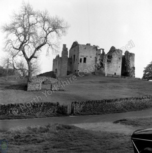 Barden Tower, 1971